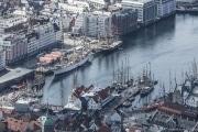 088 Norwegia Bergen Bryggen
