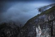 100 Norwegia Voringsfossen Mabodalen