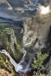 149 Norwegia Voringsfossen Mabodalen