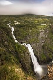 151 Norwegia Voringsfossen Mabodalen