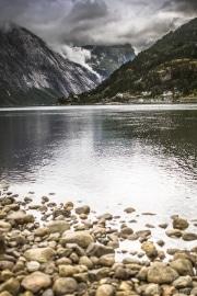 163 Norwegia Hardangerfjord Eidfjord