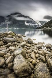168 Norwegia Hardangerfjord Eidfjord