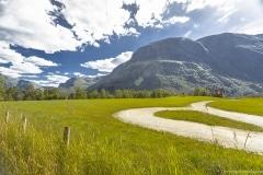 012 Norwegia Eidfjord Eidfjordvatnet