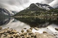 165 Norwegia Hardangerfjord Eidfjord