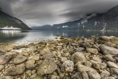 166 Norwegia Hardangerfjord Eidfjord