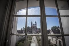 Klasztor Kamedułów nad j.Wigry