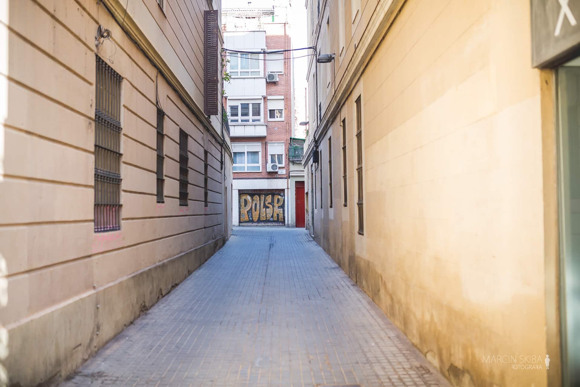 Barcelona streets and doors (2)