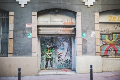 Barcelona streets and doors (17)