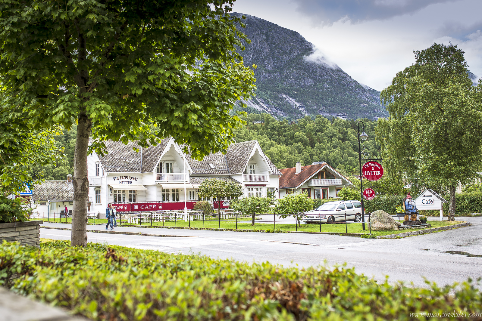178 Norwegia Vik Pensjonat og Hytter