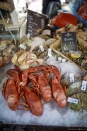 093 Norwegia Bergen Fish Market