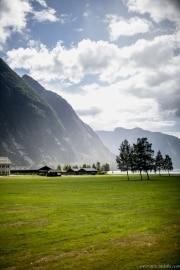118 Norwegia Simadalen Sima Kraftverk