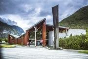 144 Norwegia Hardangervidda Natursenter Eidfjord