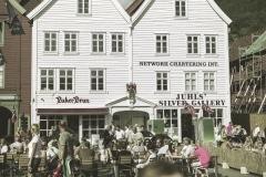 092 Norwegia Bergen Bryggen