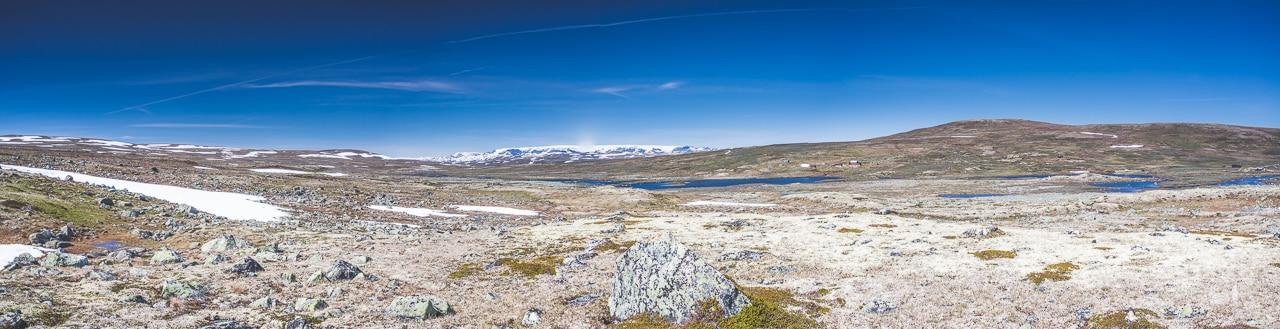 Hardangervidda-Pano