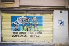 Barcelona streets and doors (46)